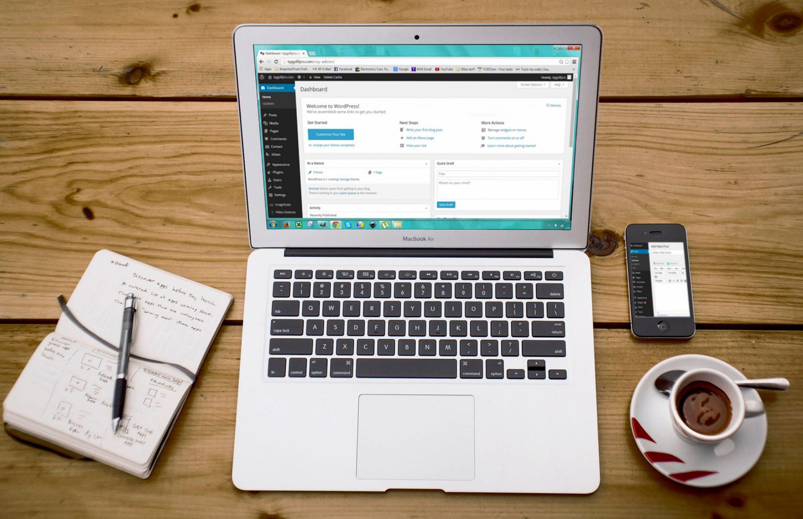 Un sito web progettato su misura per il tuo brand!